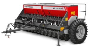 Seed Sowing: Automatic Drillers